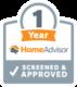 HomeAdvisor, Home Advisor, screened and approved