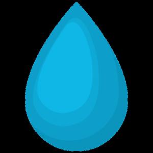 water drop, water droplet