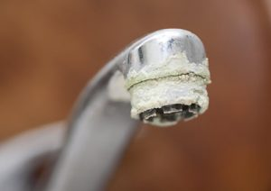 water issues, water problems, mineral buildup